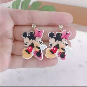 Jewelry - Brand New Mickey Mouse and Minnie Mouse Earrings